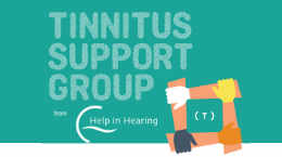 Tinnitus Support Group is now on Instagram